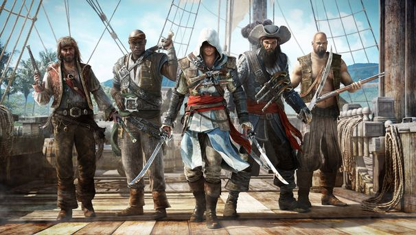 Assassin's Creed 4 : nouveau trailer de flibustiers